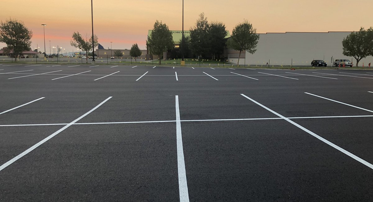 Parking Lots – Adding Value to Your Business