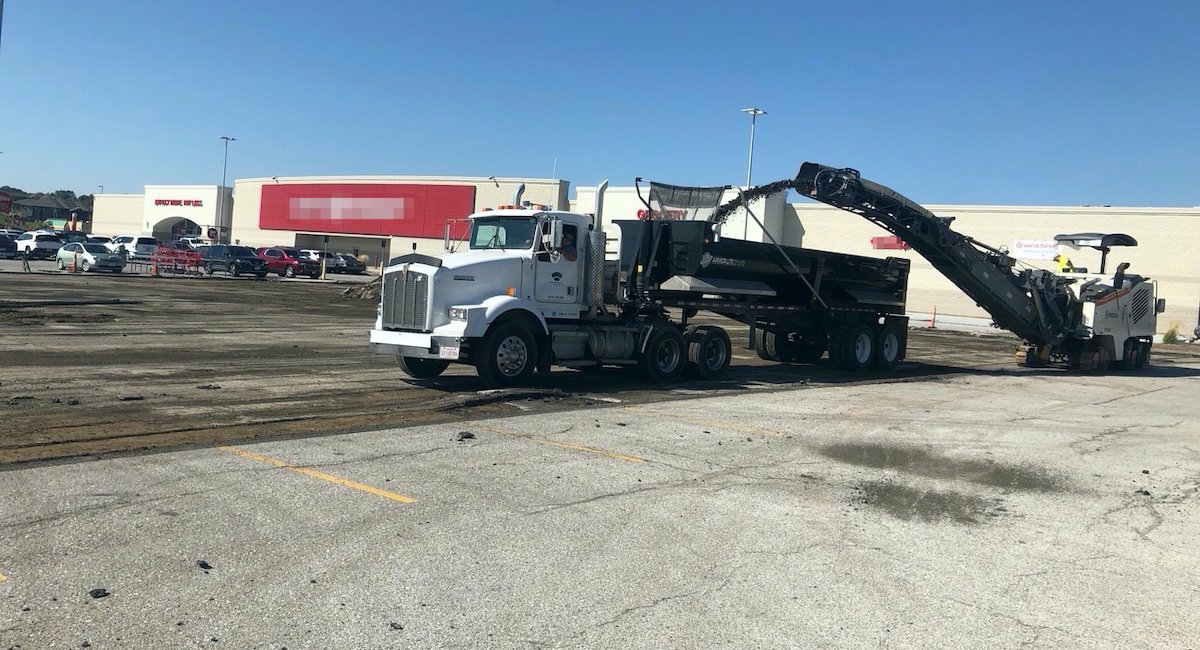 New Milling Machine Keeps Kansas Asphalt Ahead of the Competition