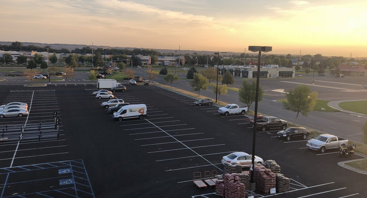 Restaurant Parking Lots – Does Yours Contribute to the Business Plan?